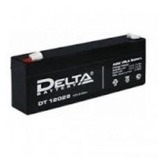 DT 12022. Аккумулятор 12В, 2,2 А/ч