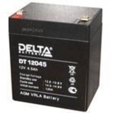 DT 12045. Аккумулятор 12В, 4,5 А/ч