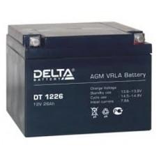 DT 1226. Аккумулятор 12В, 26 А/ч