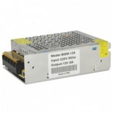 БП BGM-125 12В, 5А Импульсный Блок питания