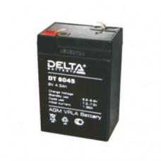 DT 6045. Аккумулятор 6В, 4,5 А/ч, 70х47х107мм, 0.82кг