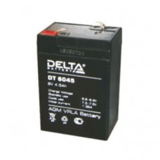 DTM 6045. Аккумулятор 6В, 4,5 А/ч