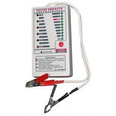 SKAT-Т. Тестер контроля емкости АКБ на 12 В емкостью 1.2 - 65 Ач, программируемый